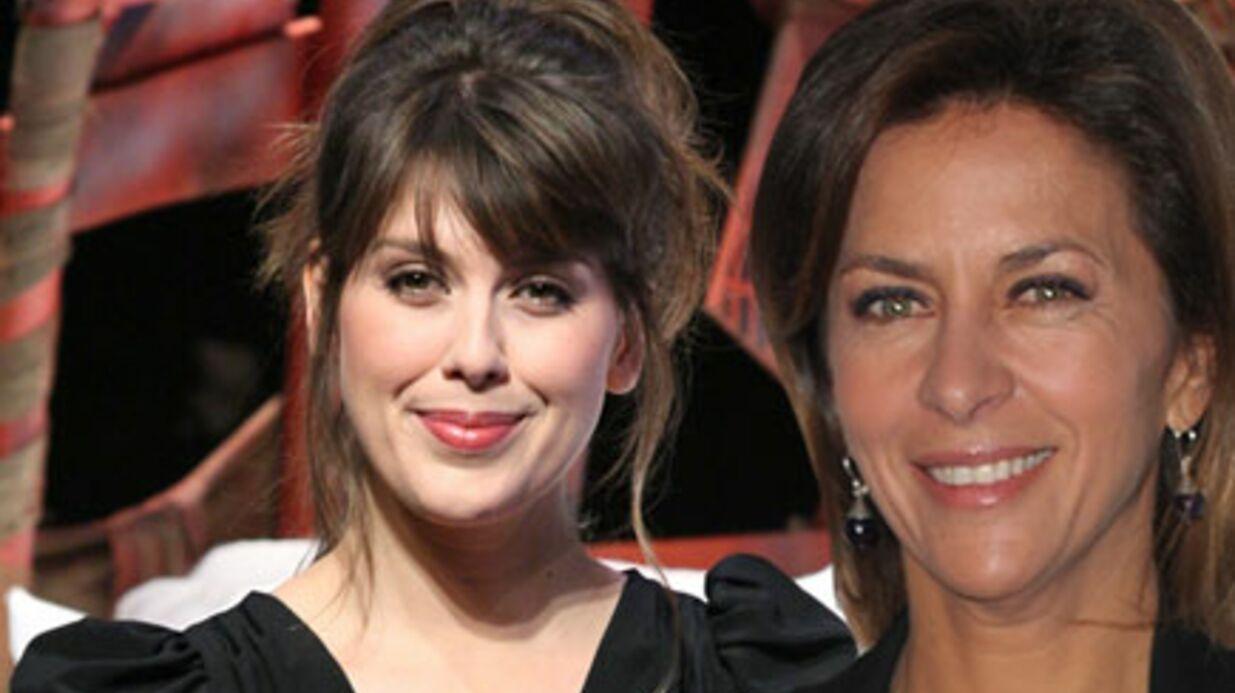 Corinne Touzet remplacée par une candidate de télé-réalité!