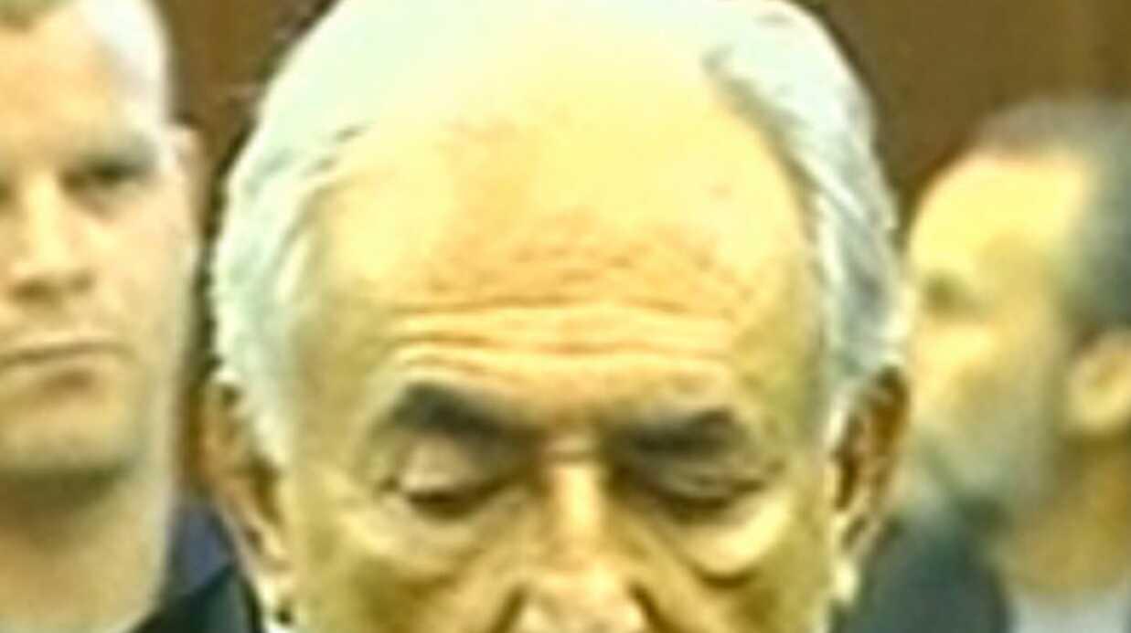 Dominique Strauss-Kahn reste en prison jusqu'au 20 mai
