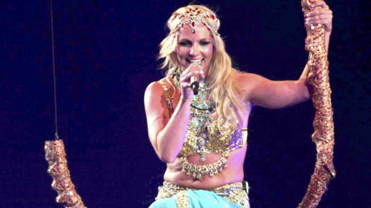 Britney Spears: ses tenues de scène en vente sur Internet