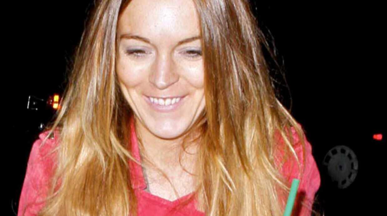 Lindsay Lohan: levée de son mandat d'arrêt