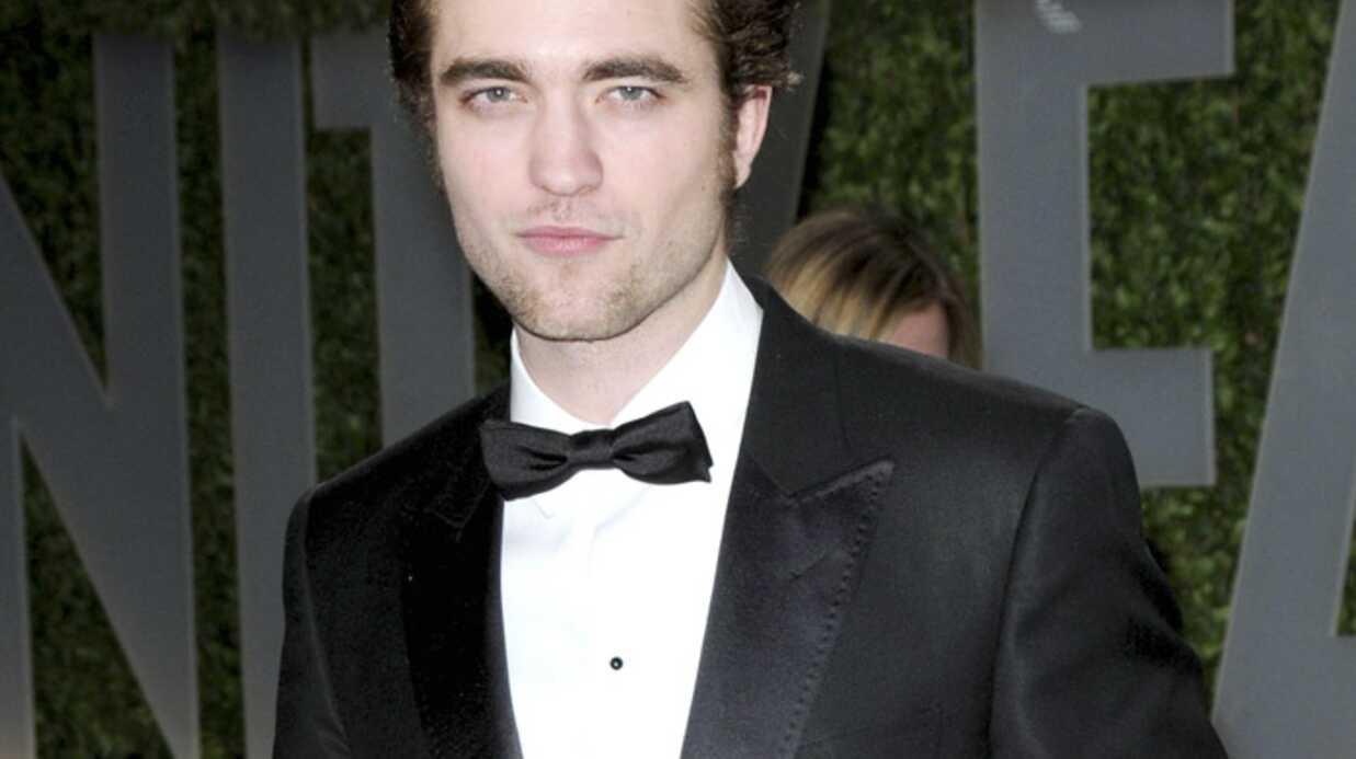 Robert Pattinson: des scènes de sexe avec un autre homme