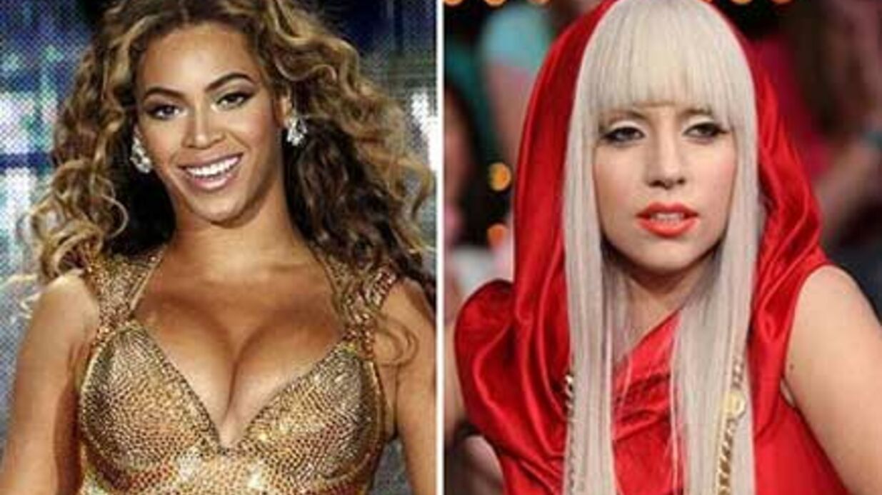 Beyonce et Lady Gaga réunies sur deux morceaux