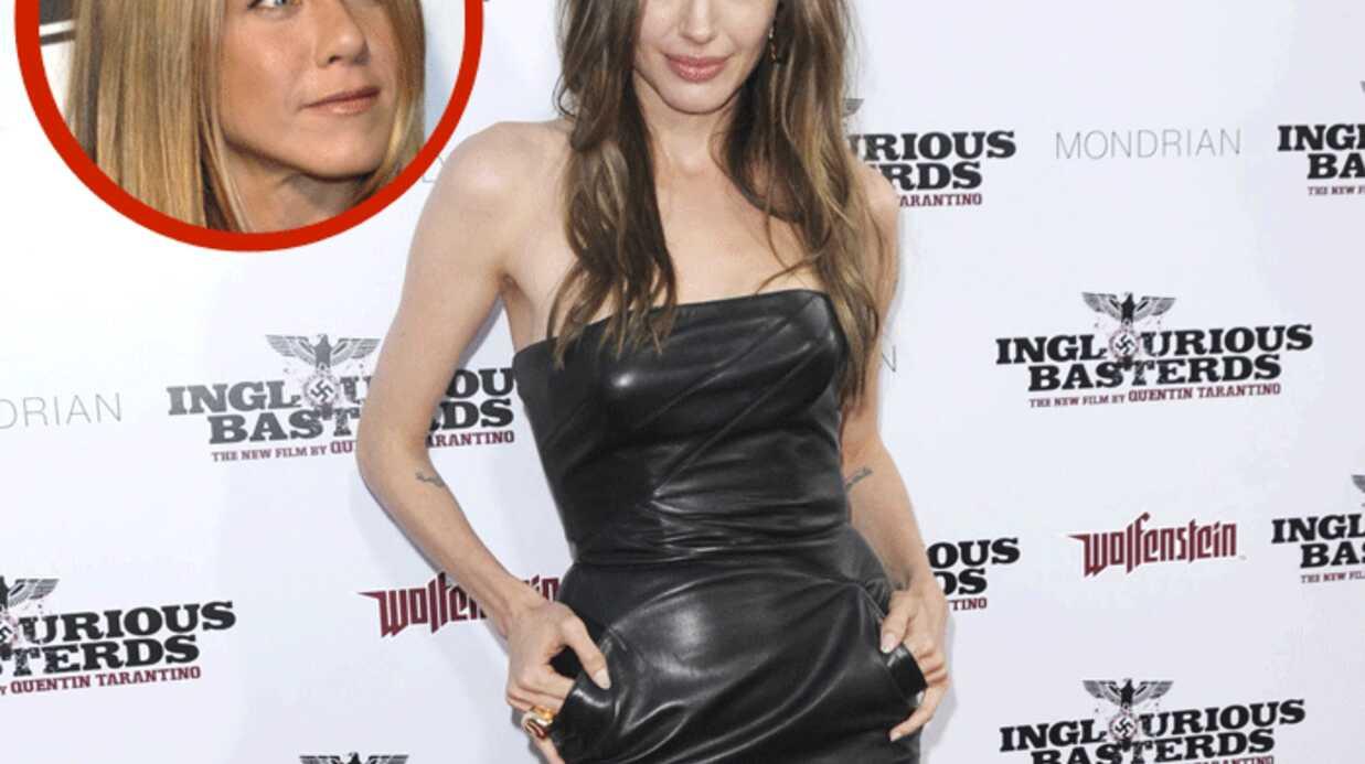 Angelina jolie a lancé des rumeurs contre l'ex de Brad Pitt