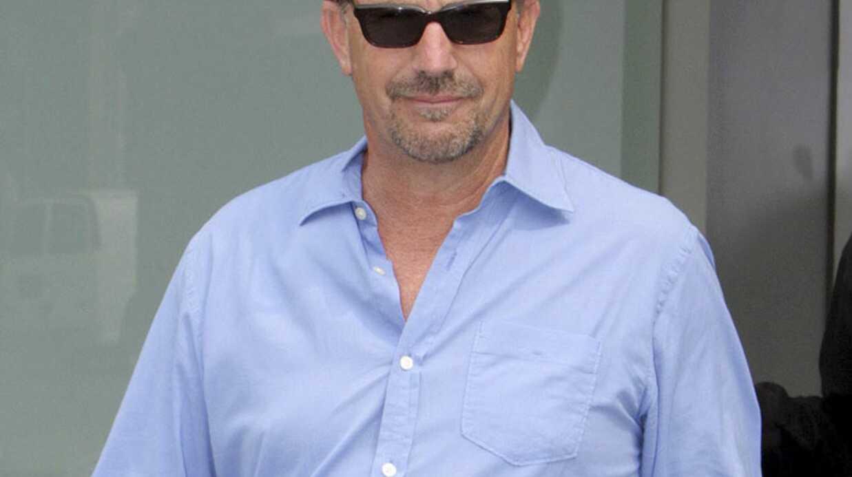 Kevin Costner: bientôt papa