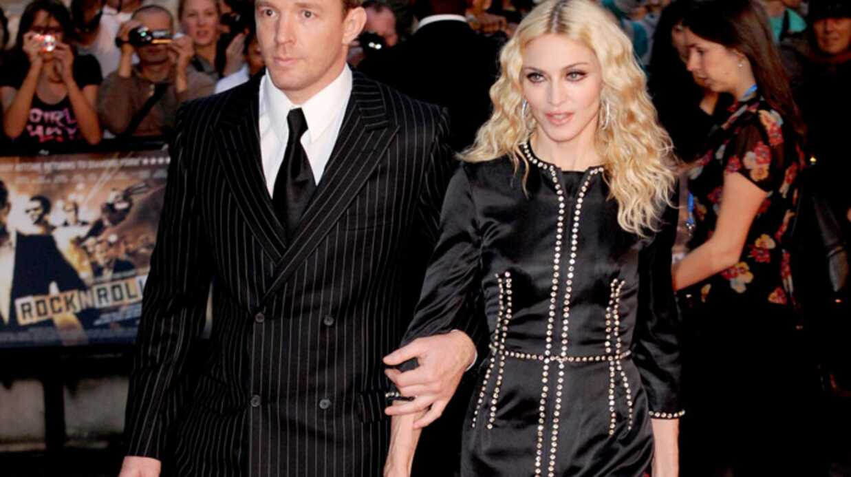 Divorce de Madonna : Guy Ritchie balance