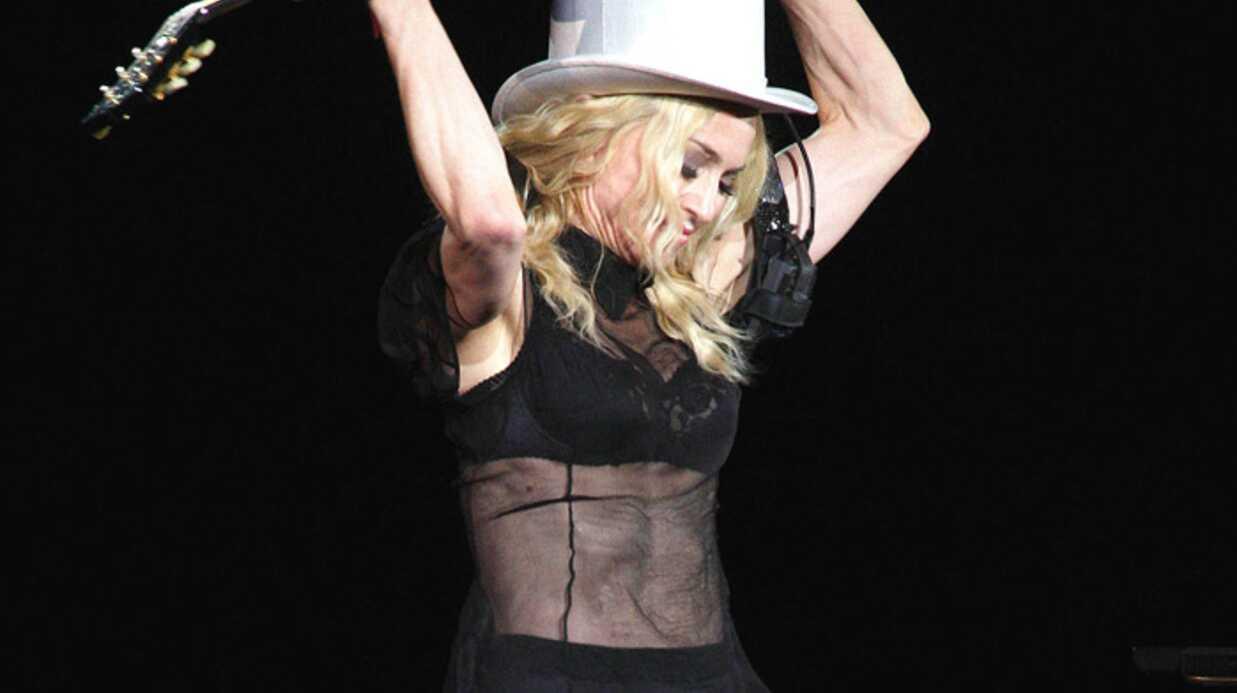 Madonna fait annuler un match de foot en Allemagne
