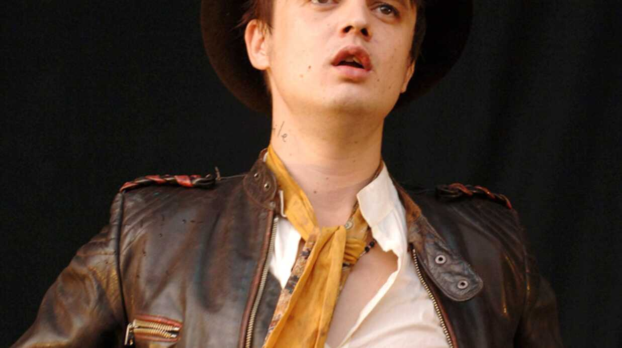 Pete Doherty Incor­ri­gible, même en prison