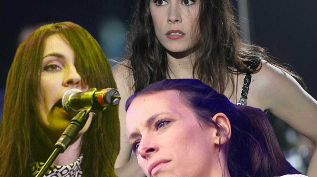 Les Françoises: six chanteuses en vogue se lâchent