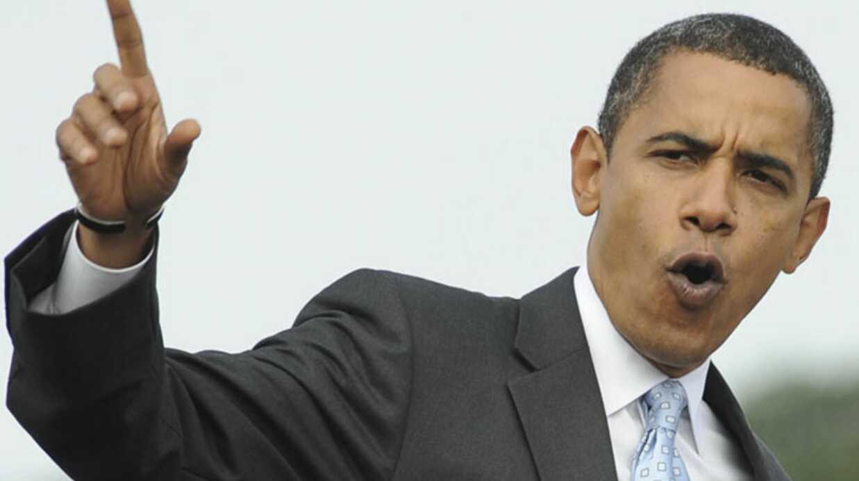 Barack Obama impose la garde de son Blackberry