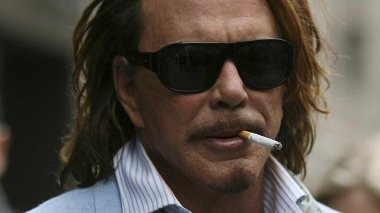 Mickey Rourke: un Oscar pour oublier une carrière gâchée?