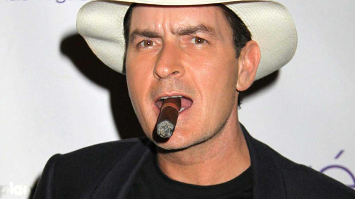 Charlie Sheen: ses conseils de junkie à Lindsay Lohan