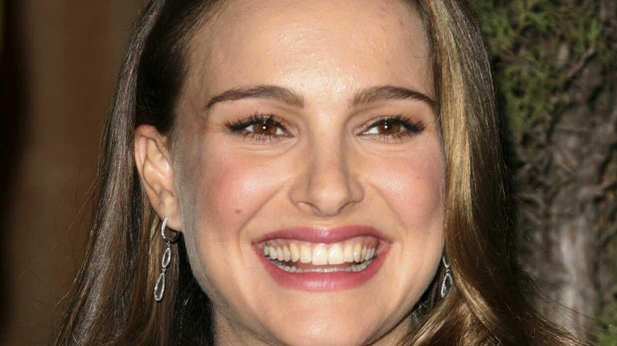 Natalie Portman attendrait un garçon