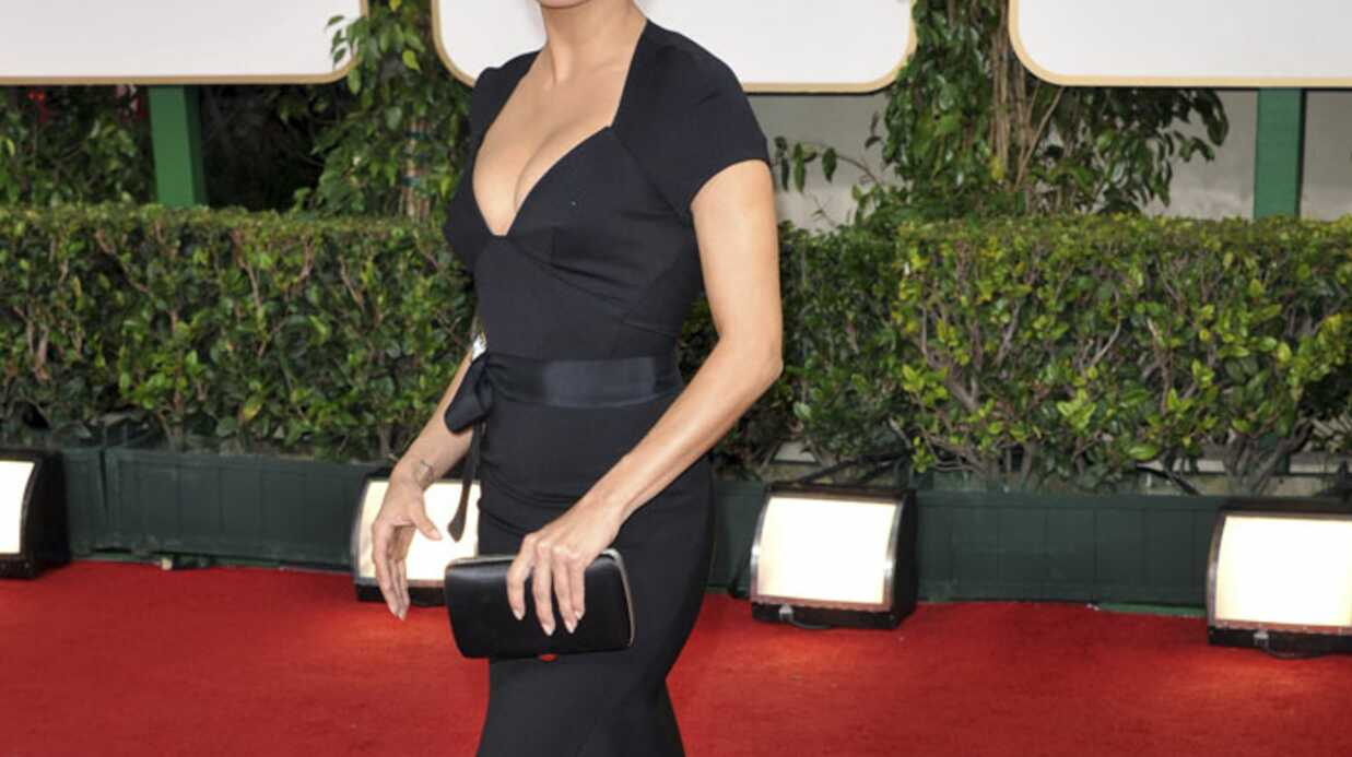 Look Eva Longo­ria se montre aux Golden Globe Awards
