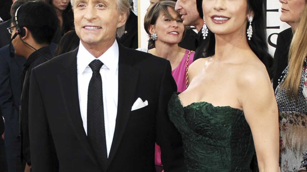 Michael Douglas: sa guérison saluée aux Golden Globes