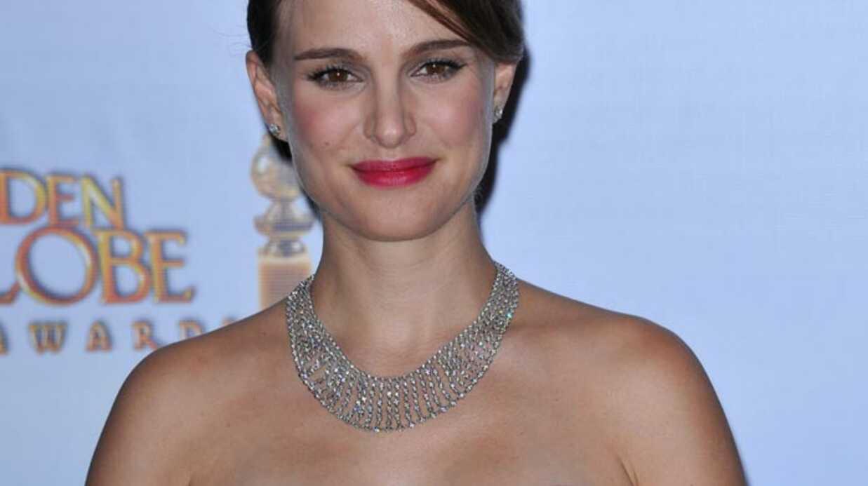 Natalie Portman: sacrée meilleure actrice aux Golden Globes