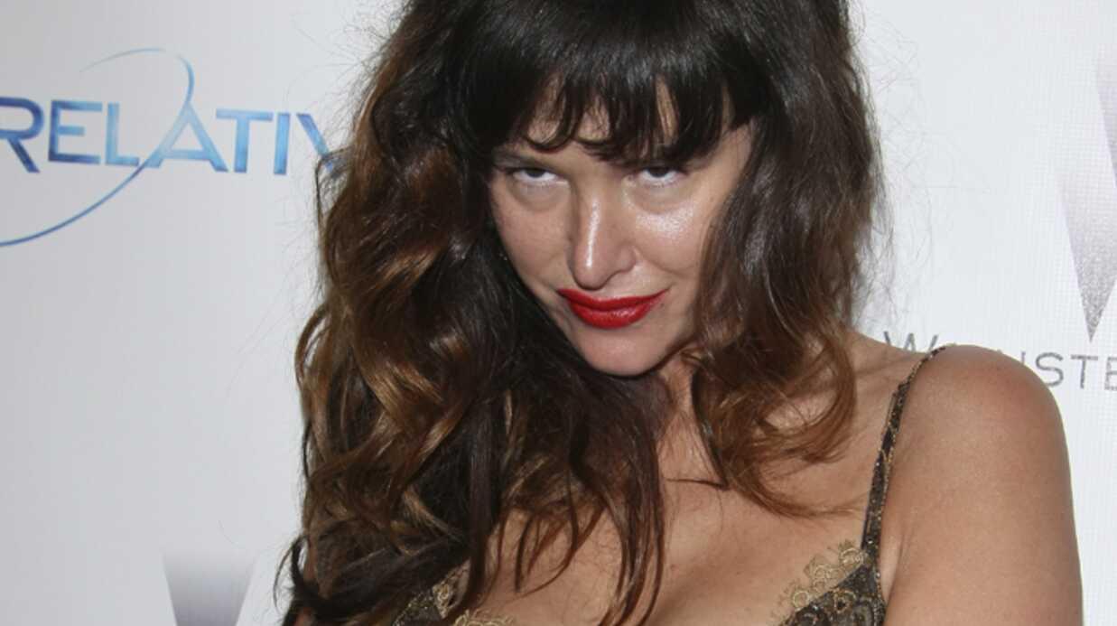 Golden Globes: une actrice de Boardwalk Empire fait scandale