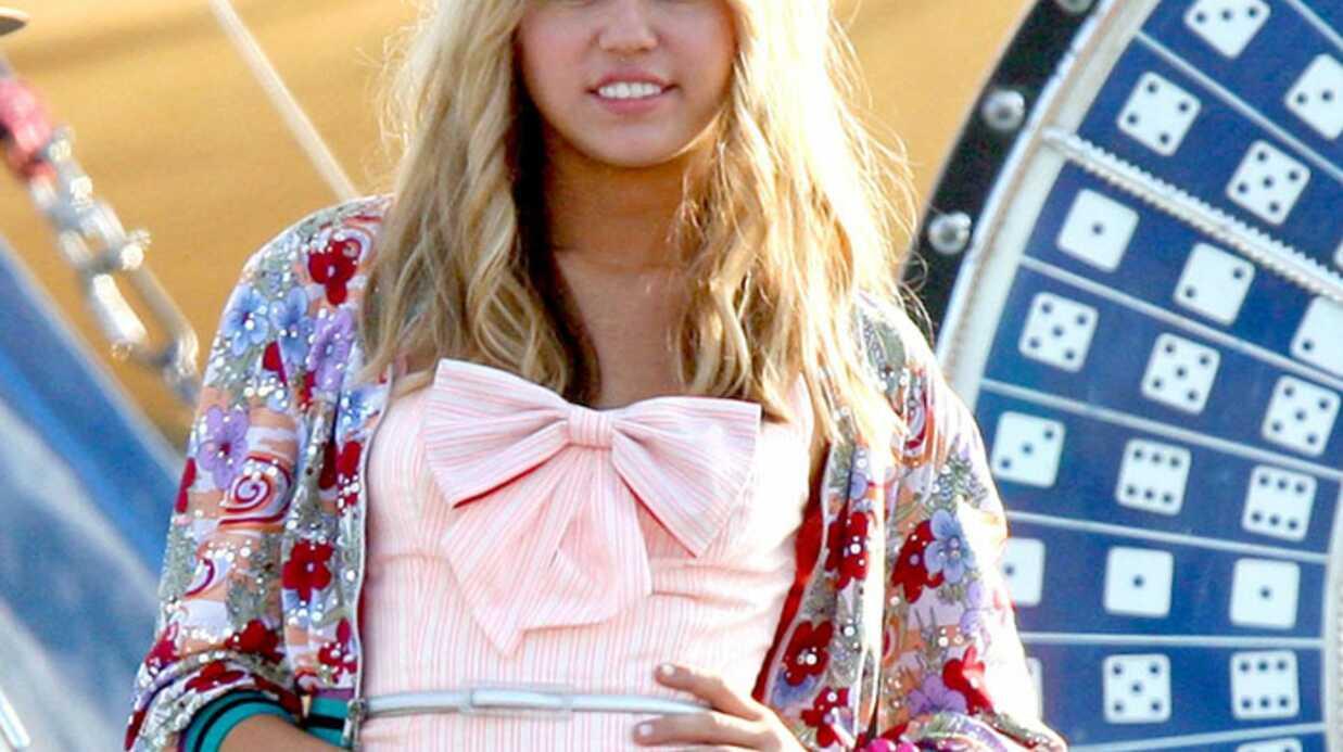 Miley Cyrus veut rester vierge jusqu'au mariage