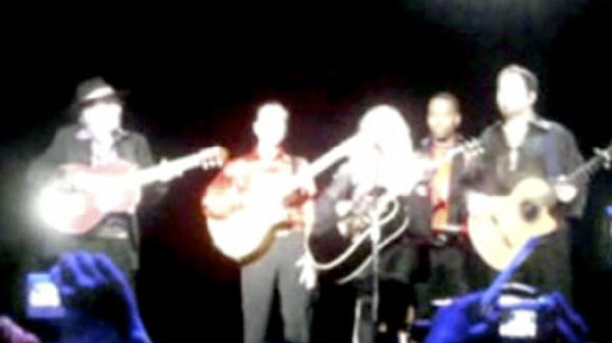 VIDEO hommage de Madonna aux victimes de Marseille