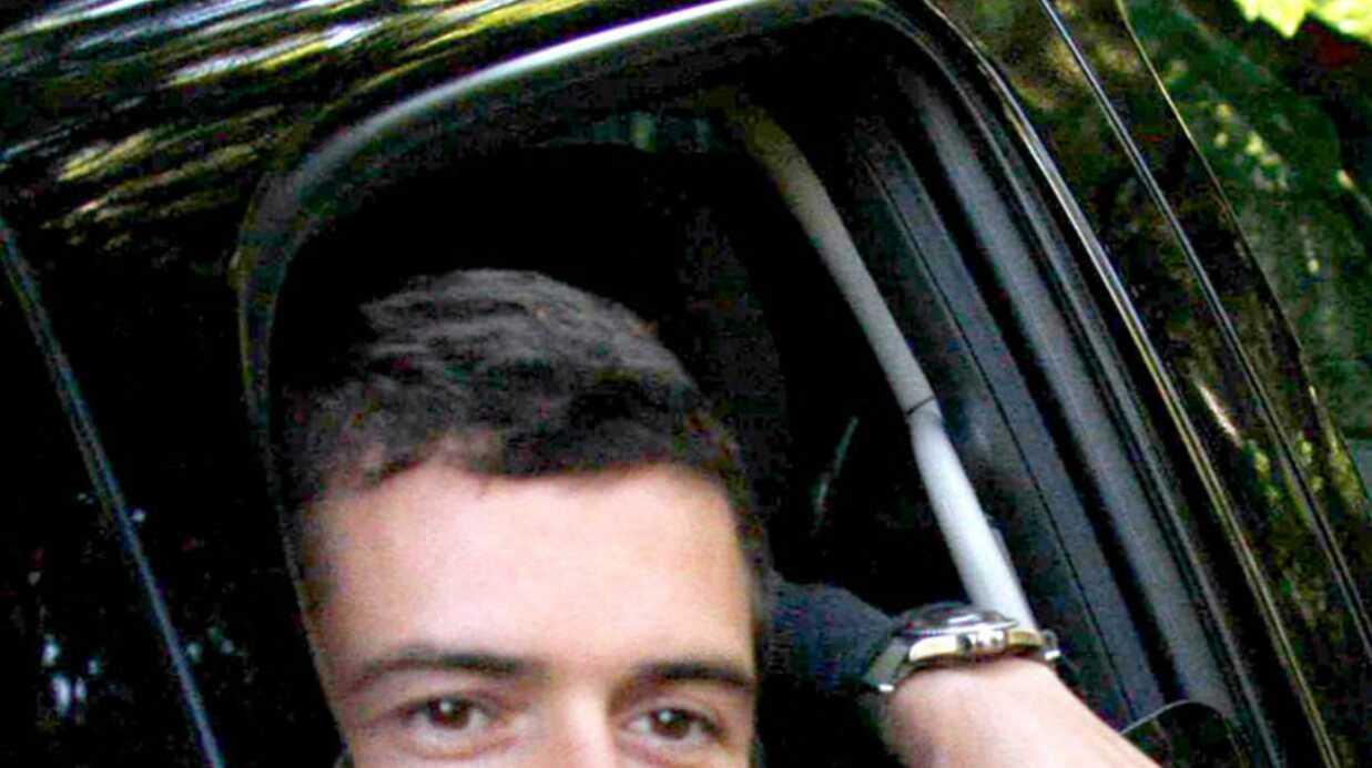 Orlando Bloom: retour à la maison après le cambriolage