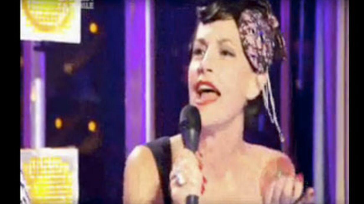 VIDEO Nouvelle Star: Lio dérape en direct