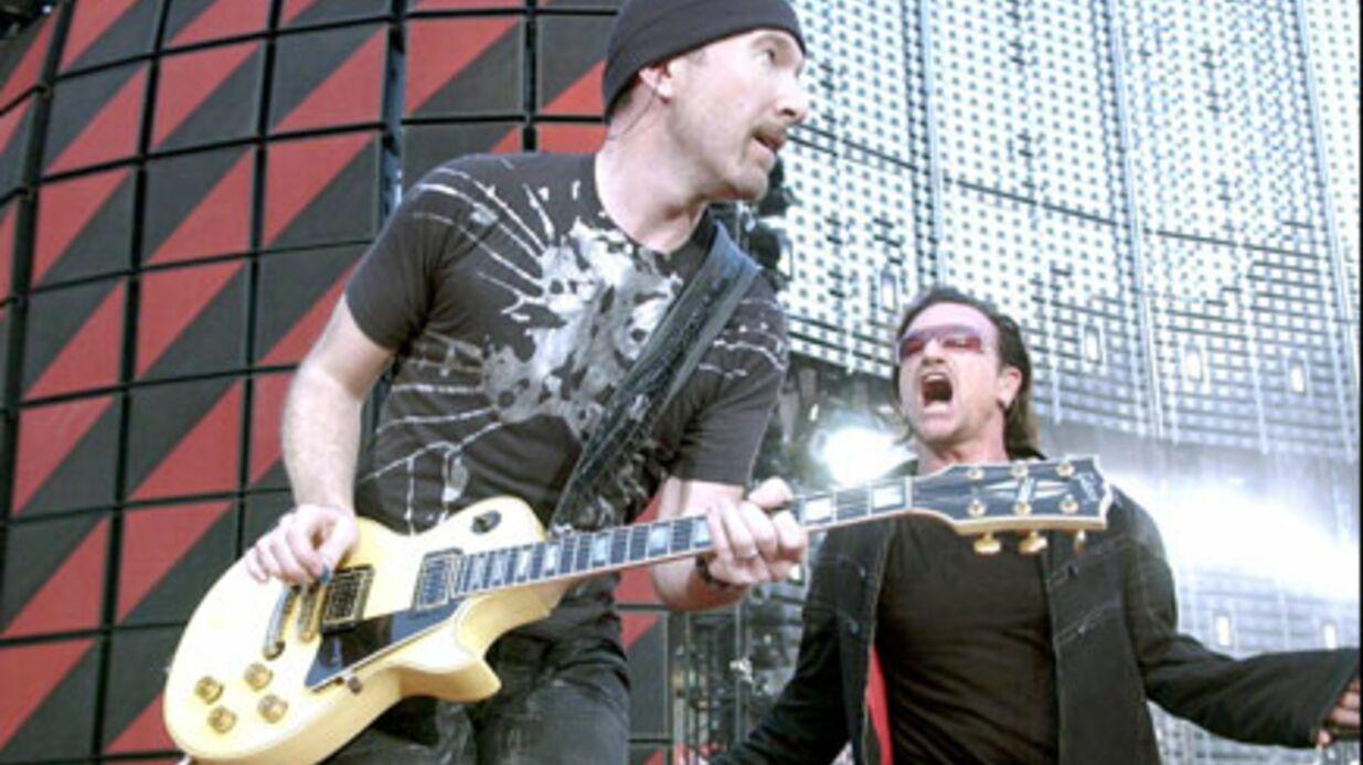 U2 perd 120 millions d'euros après l'annulation de la tournée