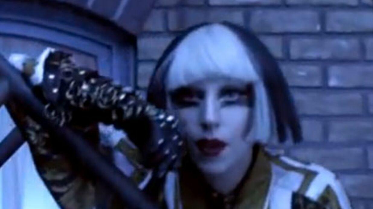VIDEO Le nouveau clip de Lady Gaga, The Edge of Glory