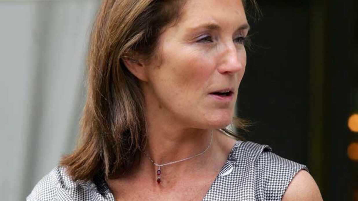 Cécilia Ciganer-Albeniz Elle dit «ciao» à Versace