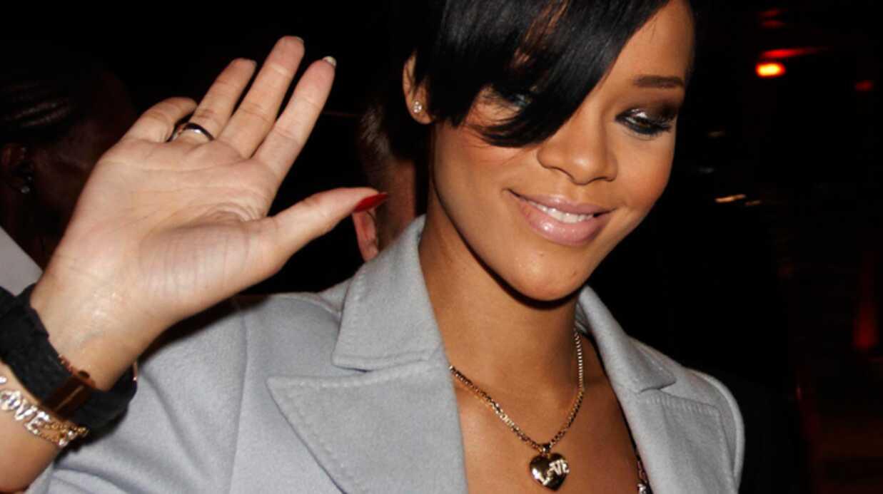 Rihanna L'aveu