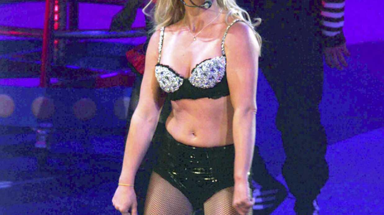 Britney Spears: une vie de nonne pendant sa tournée