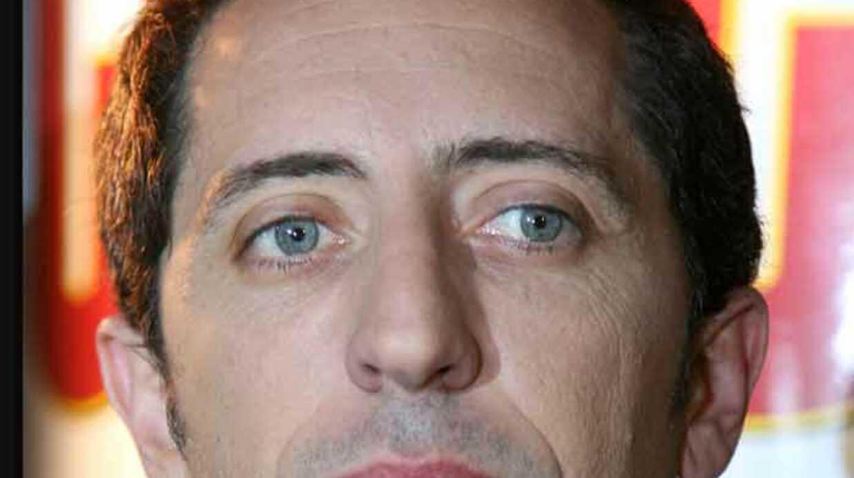 Gad Elmaleh est contre la levée du bouclier fiscal