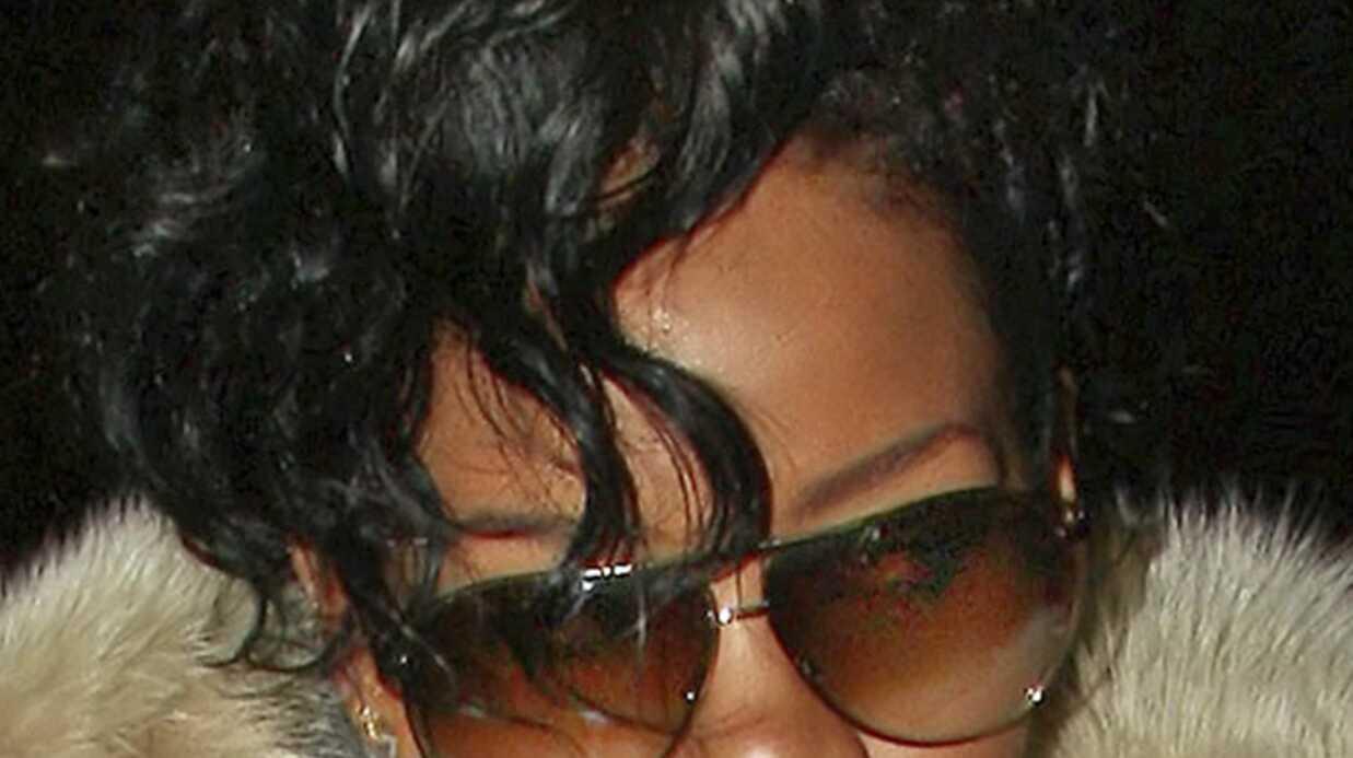 Rihanna: trop honte de Chris Brown pour se montrer avec lui