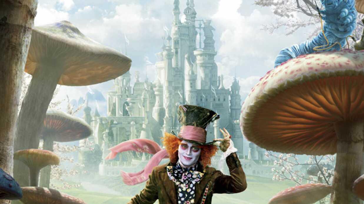 Alice au pays des merveilles: démarrage record