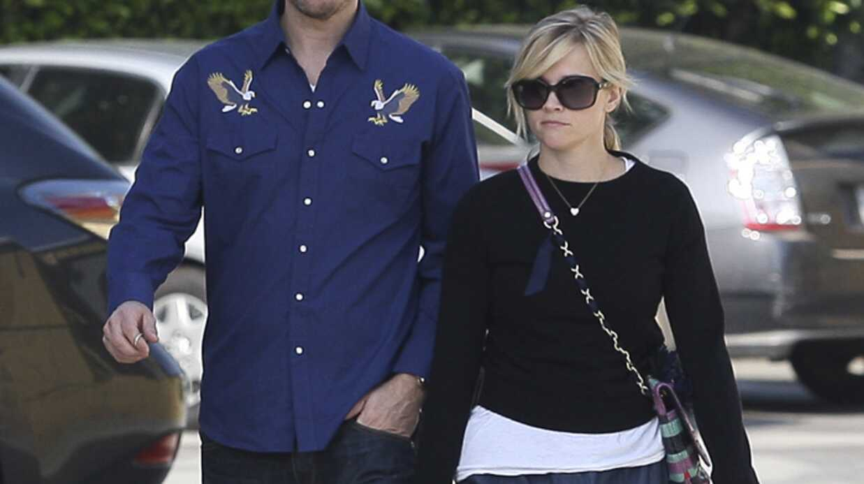 Reese Witherspoon: son mariage fixé au 26 mars