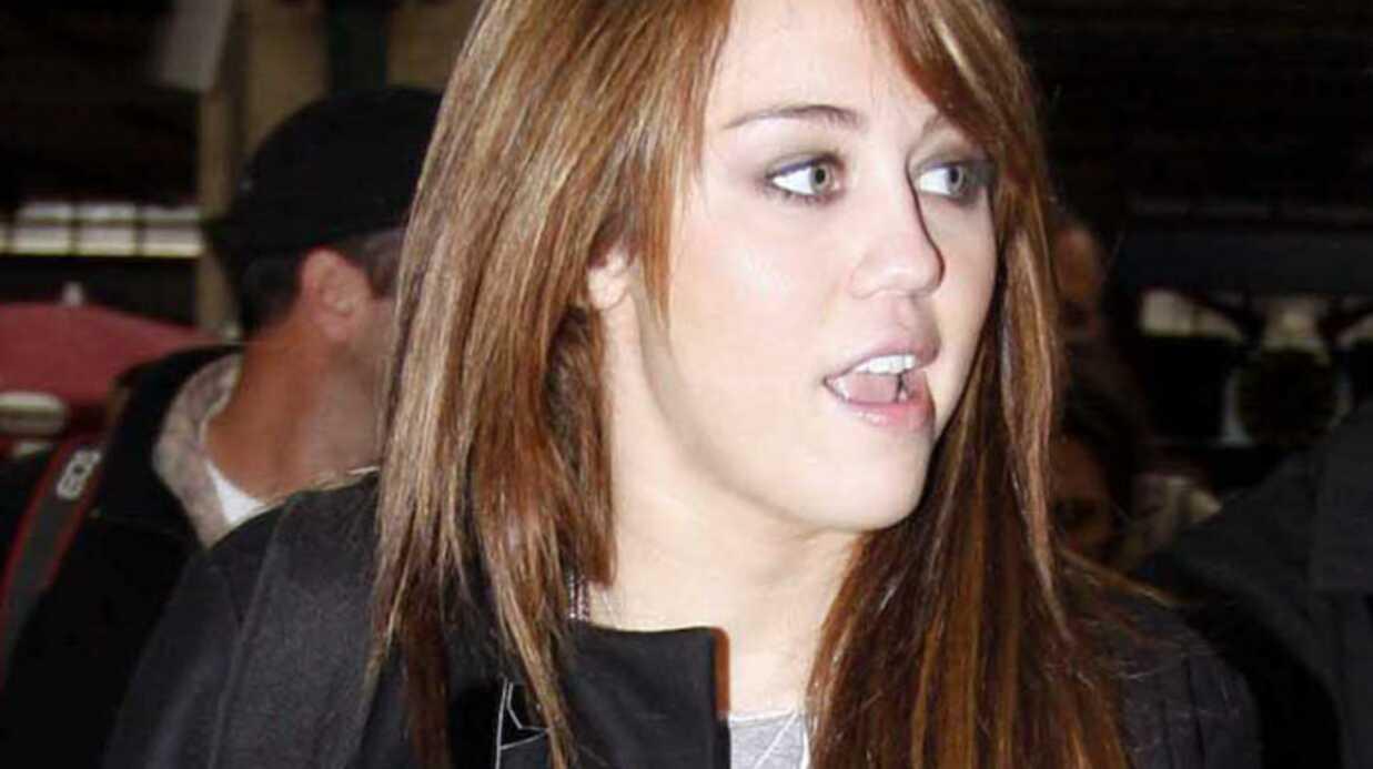 Miley Cyrus: une vidéo annonçait sa mort