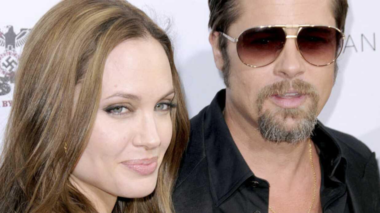 Angelina Jolie et Brad Pitt jouent les joailliers