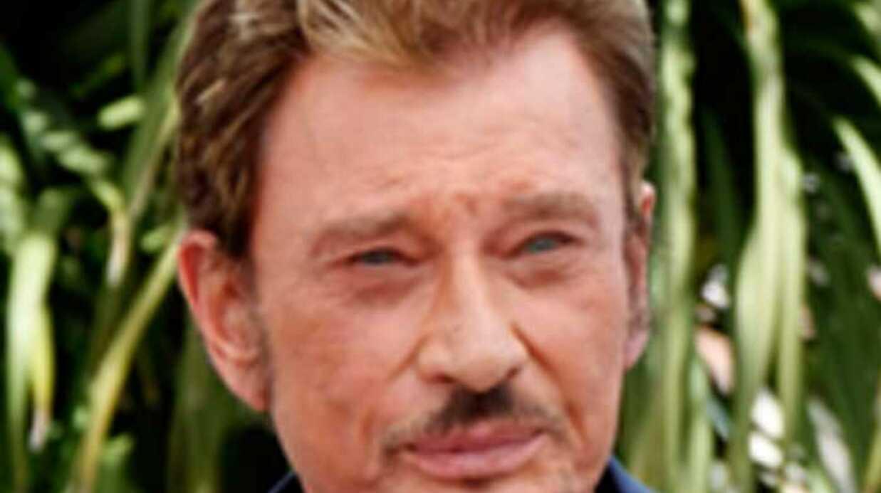 Johnny Hallyday sera l'invité ce soir du journal de Laurence Ferrari