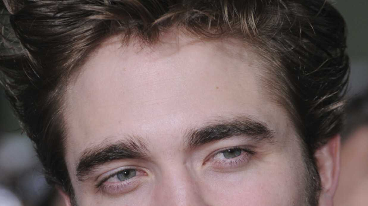 Robert Pattinson: élu homme le plus sexy