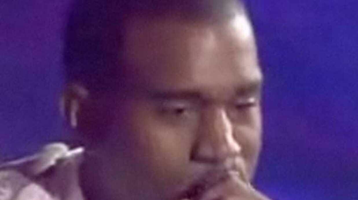 Kanye West a déjà fait son goujat en 2006 face à Justice