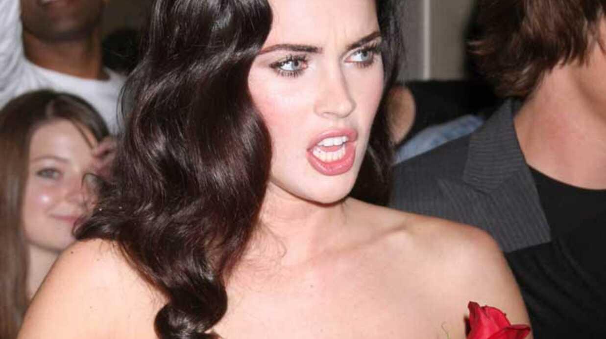 Megan Fox: sexy, hot, mais très dangereuse