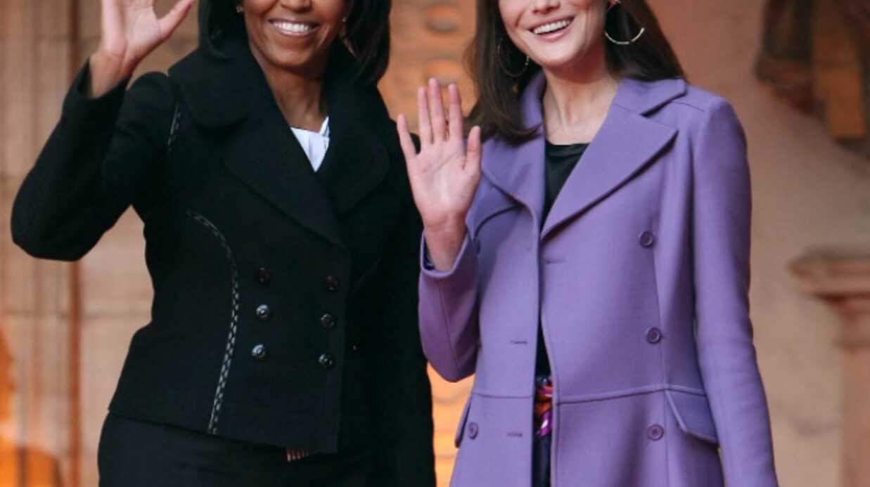 La Maison Blanche dément des propos attribués à Michelle Obama