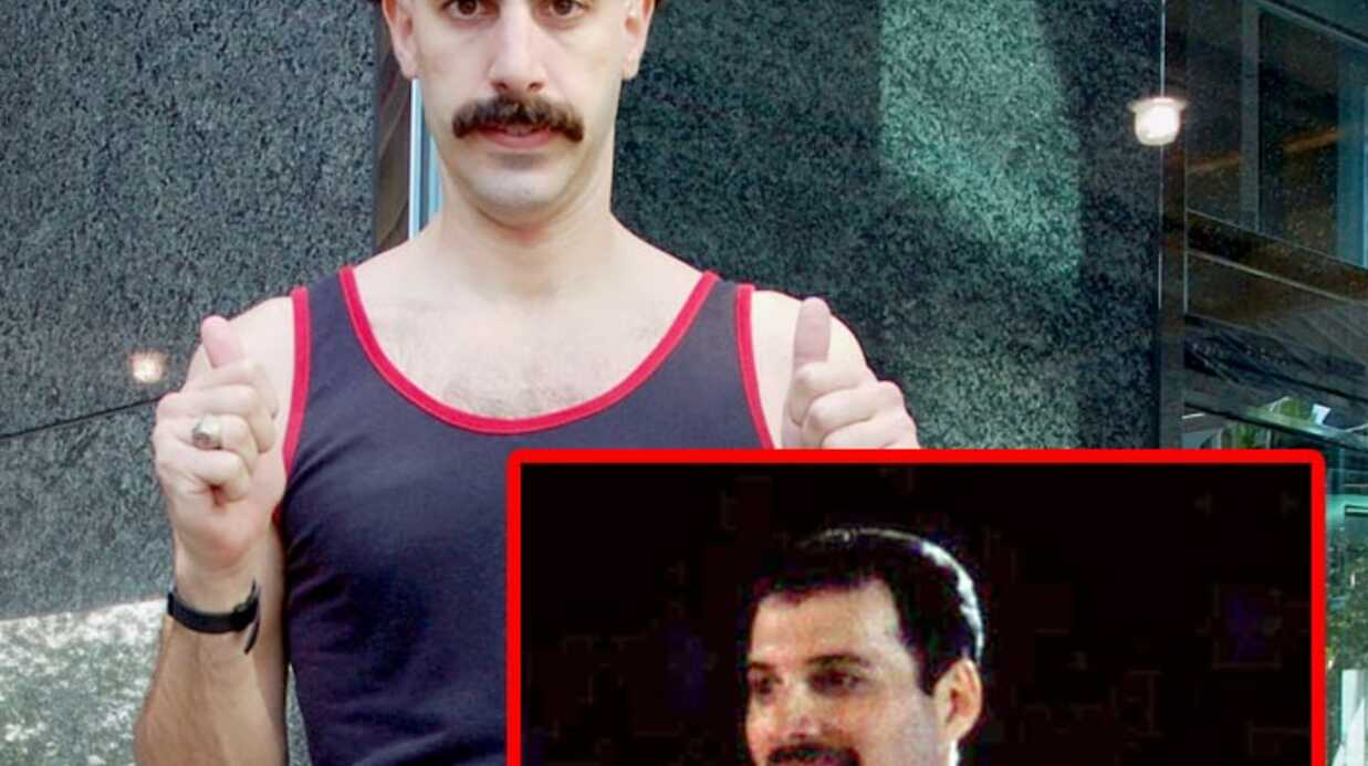 Sacha Baron Cohen sera Freddie Mercury au cinéma