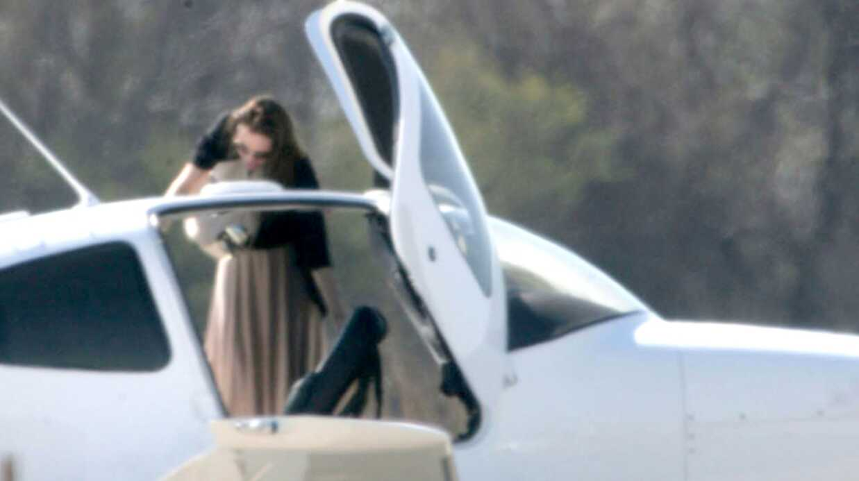 Angelina Jolie Elle s'envoie en l'air