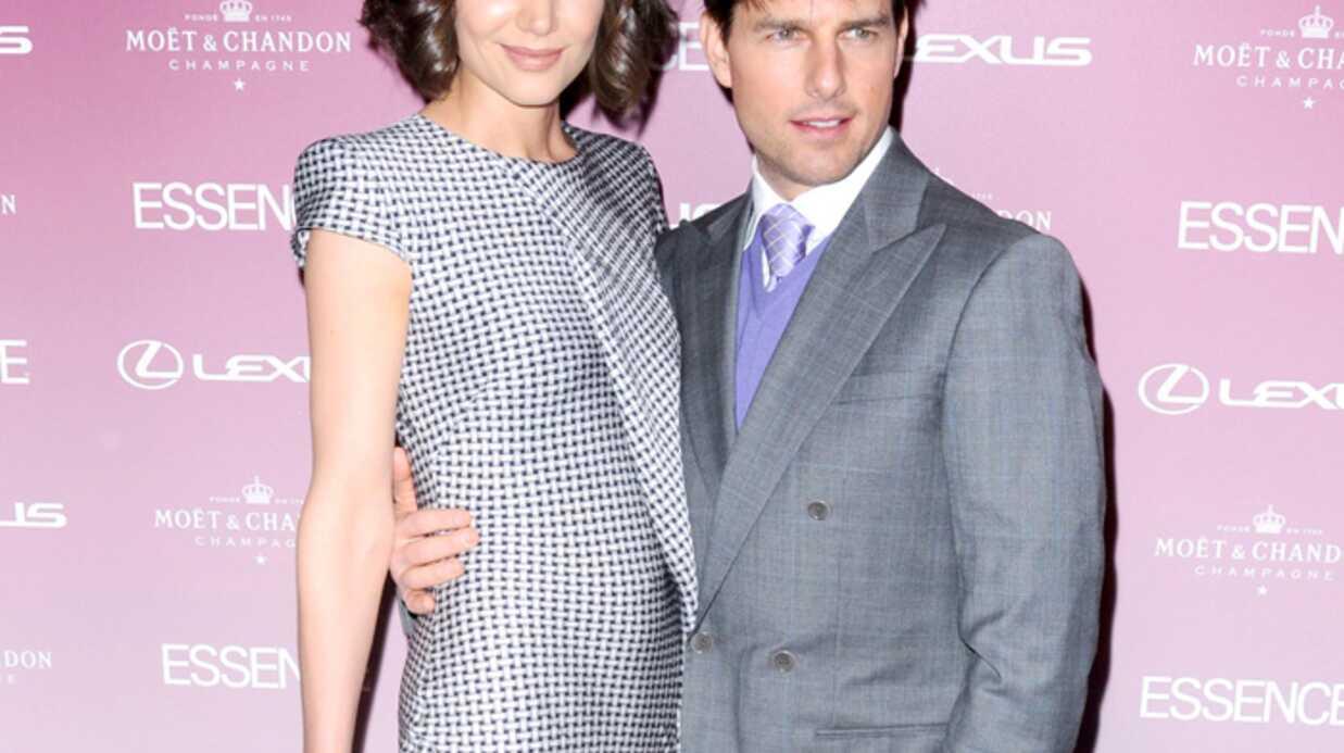 Katie Holmes & Tom Cruise Séparés?