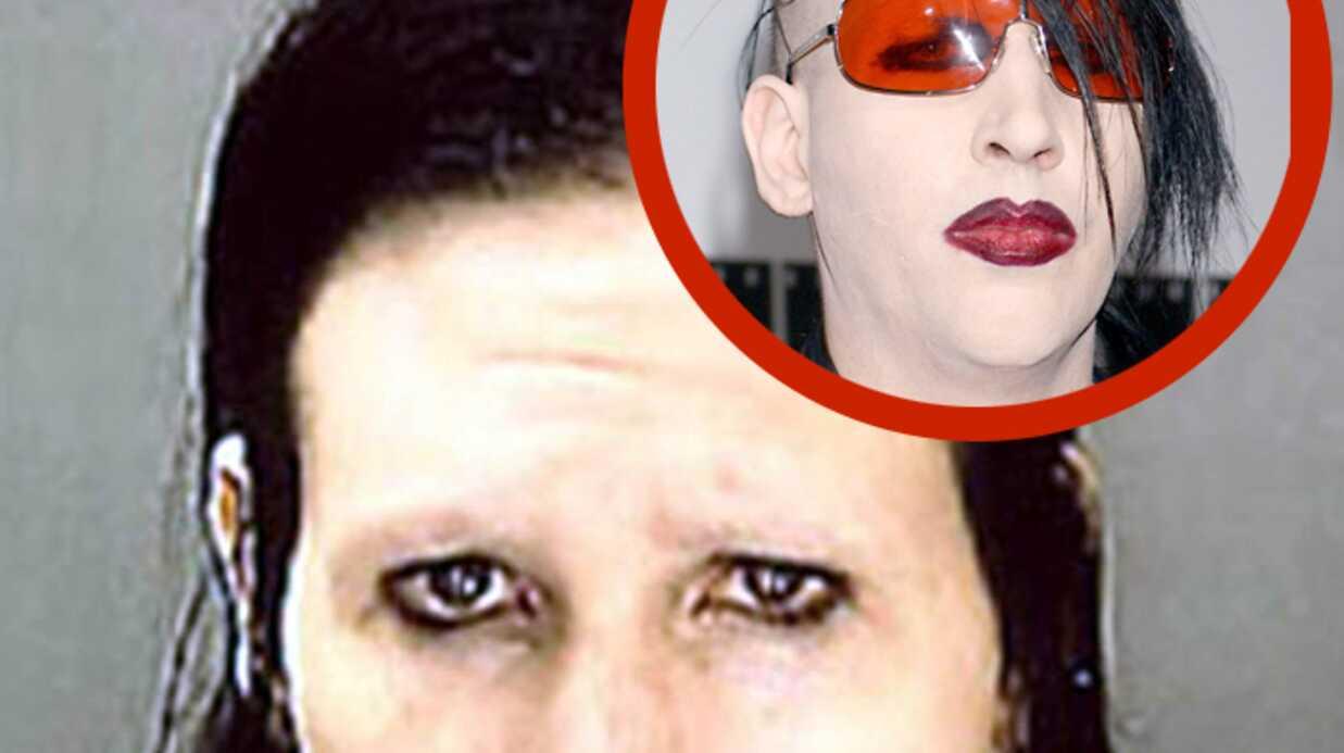 Marylin Manson Même pas peur