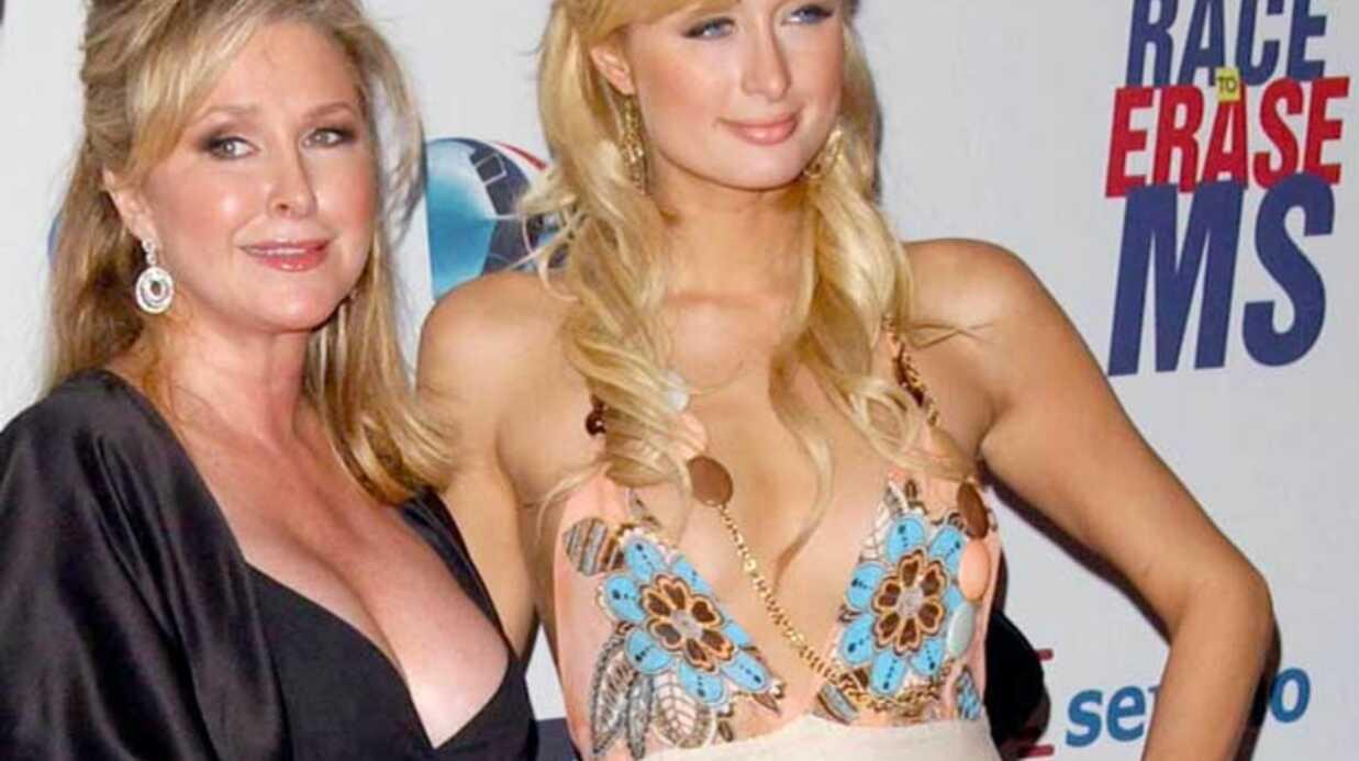 Paris Hilton Sa mère devient comédienne