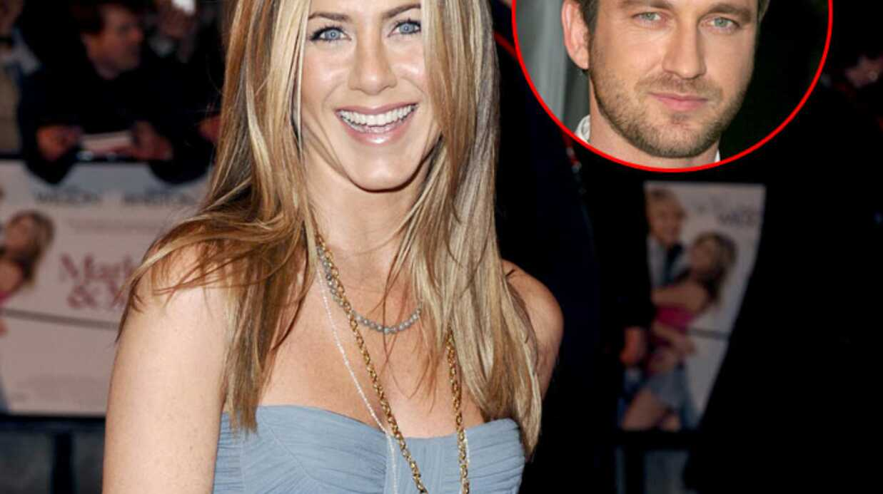 Jennifer Aniston flirterait avec Gerard Butler