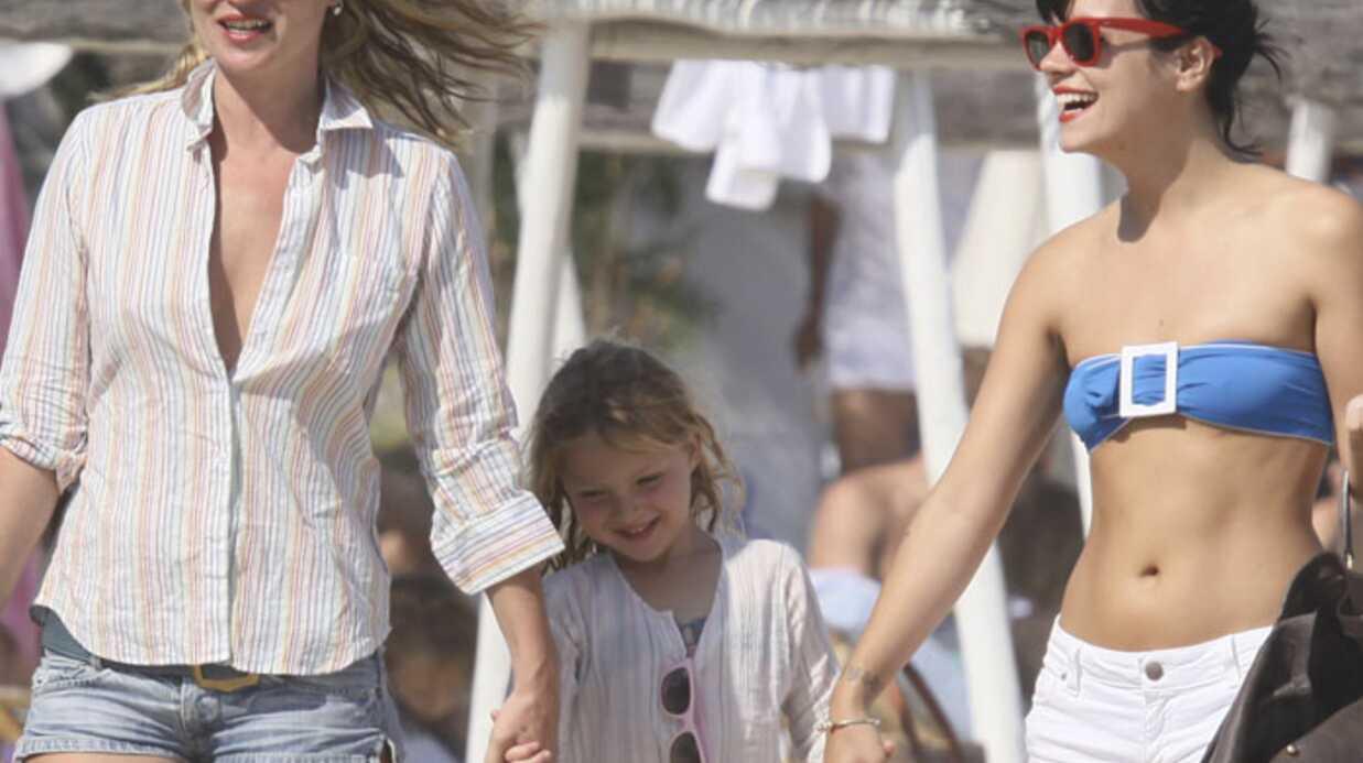 Lily Allen raye Kate Moss de sa liste d'invités