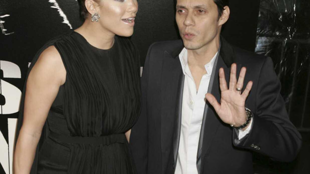 Jenni­fer Lopez : divorce d'avec Marc Anthony ?