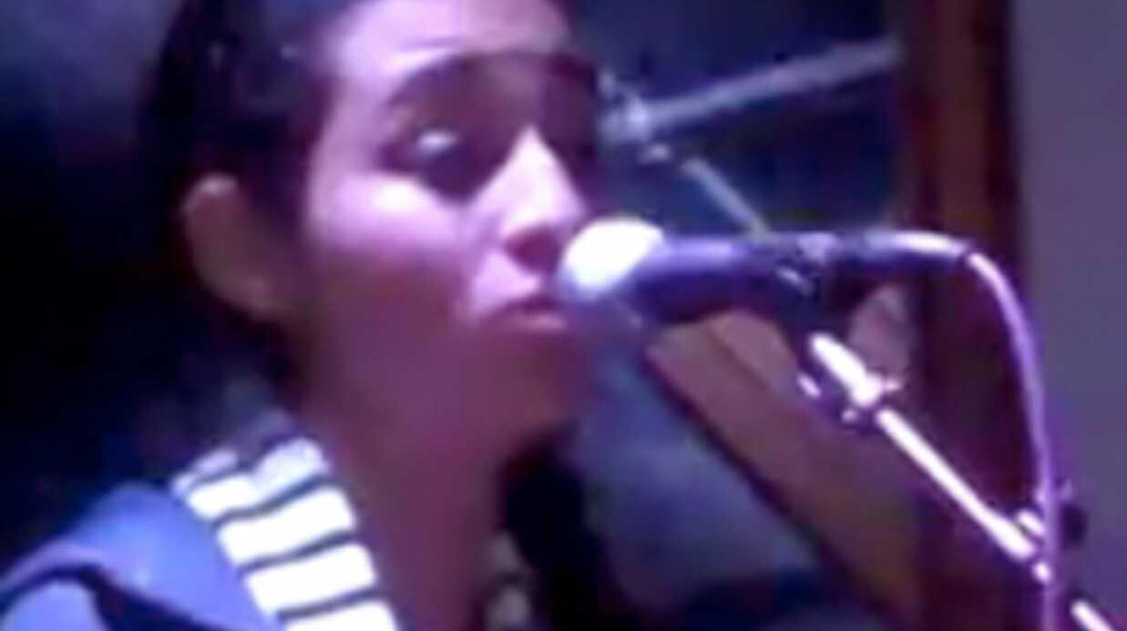 Camelia Jordana: son nouveau titre «J'étais» en live