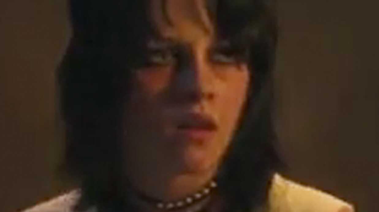 Kristen Stewart dans la bande-annonce du film The Runaways